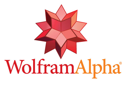 Image result for wolfram alpha logo